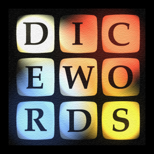 Dicewords app for iPhone, iPad and iPod